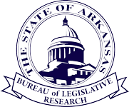 Arkansas State Legislature Logo